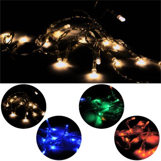 led lichterkette weihnachtsbeleuchtung beleuchtung weihnachtsdeko lic. Black Bedroom Furniture Sets. Home Design Ideas